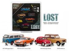 GREENLIGHT HOLLYWOOD TV SHOW LOST FILM REEL SERIES Volkswagen VW Bus + 3 More
