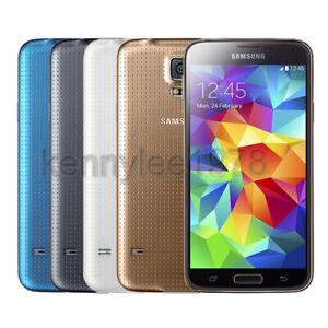 Samsung Galaxy S5 G900V Verizon Unlocked Original AMOLED T-Mobile cricket Ting