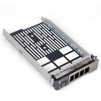 "3.5"" Inch SAS SATA HDD Hard Drive Tray Caddy For Dell PowerEdge T640 Hot-Swap"