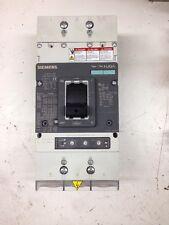 SIEMENS HJX3P400 3 POLE 600 VOLT 400 AMP LSI 65K USED