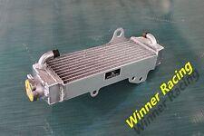 aluminum radiator HONDA CR80R CR 80 R 1996-2002;CR85R 2003-2007