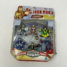 Marvel Superhero Squad Iron Man 3 Armored Mission Pack Target Exclusive