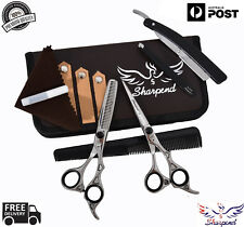 Professional Scissors Barber Salon Shears Hairdressing Set Cutting+Thinning 6.5