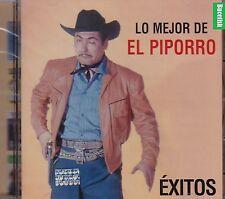 El Piporro Lo Mejor CD New Nuevo Sealed