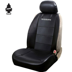 Brand New Synthetic Leather Sideless Car Truck Front Seat Cover For Nissan