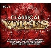 Classical Voices, , Audio CD, Acceptable, FREE & FAST Delivery