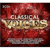 Various - Classical Voices (3CD 2013) Digipack
