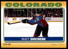 2012-13 O-Pee-Chee Stickers Matt Duchene #S-29