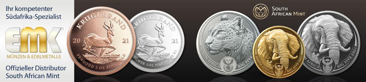 EMK Münzen und Edelmetalle