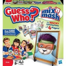 Guess Who? Mix 'n Mash Board Game ~ DAMAGED BOX SPECIAL ~ NEW & FREE US SHIPPING