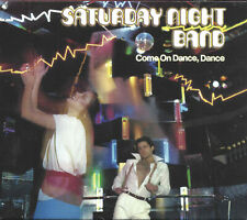 Saturday Night Band – Come On Dance, Dance /Keep Those    New cd  Canada Import