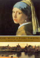 Girl With a Pearl Earring by Tracy Chevalier Hardcover Very Good Condition