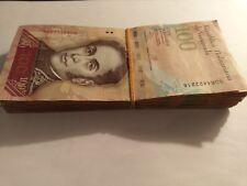 Venezuela 100 x 100 Bolivares Fuerte (2013-2015)VEF