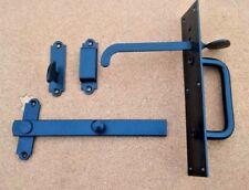 Suffolk gate latch wooden gates fencing garden gates lock trellis panels door