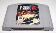 F-Zero X Nintendo 64 N64 PAL