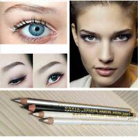 4 Farben Glitter Eyeliner Pencil Lidstrich Augen Liner Makeup Tool Eye-Kosm