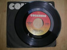 """Pop 45 Men At Work """"Who Can It Be Now/ Anyone For Tennis"""" Columbia 1981 NM"""