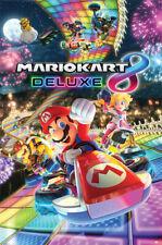 Poster Nintendo Mario Kart 8 Deluxe (poster 61 X 91 5)
