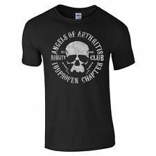 Crew Neck Motorcycle Big & Tall T-Shirts for Men