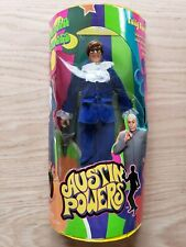 Vintage 1998 Austin Powers Collectible Talking Doll, Fully Posable