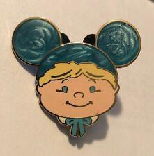 LE 1600 Disney Small World Blonde Boy Blue Eyes Wearing Mickey Mouse Ears Pin