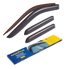 Goodyear Vent shields for Ford F250 to F550 1999-2016 SuperCrew Tape-on 4 pcs