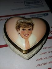 Princess Diana Music Box ~Queen of our Hearts~ by Ardleigh Elliott with COA