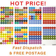 doTERRA Cap Sticker Sheet Essential Oil Labels 384 NEW AUS Genuine V09 ⭐️POPULAR