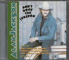 CD ALBUM 10 TITRES--ALAN JACKSON--DON'T ROCK THE JUKEBOX--1991