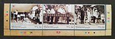 *FREE SHIP Malaysia Day 2020 Father Of Independence Sarawak (stamp plate MNH