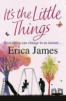It's The Little Things, James, Erica, Very Good Book
