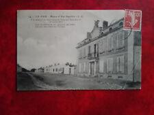 Ile d'Aix - Maison et rue Napoléon - 17 - Charente Maritime