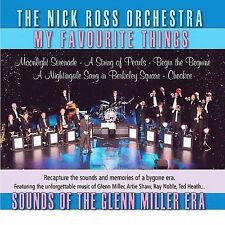 My Favourite Things * by Nick Ross Orchestra (CD, Nov-2008, Montpellier)