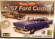 1957 Ford Galaxie, FAIRLANE 2´n1, 1:25, revell 4283 NEUF, new tool 2012, neuf, neuve