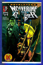 WOLVERINE / THE PUNISHER : REVELATION  # 1  -  Dynamic Forces Exclusive