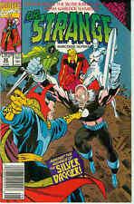 Doctor Strange Sorcerer Supreme # 32 (Infinty Gauntlet crossover) (USA, 1991)