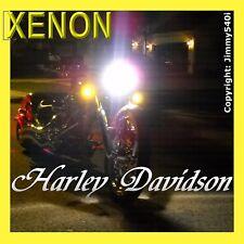 "*XENON* H4 for ""HARLEY DAVIDSON"" Sportster,Electra Glide,Screaming Eagle,Custom"