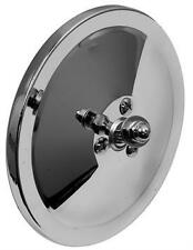 """5"""" Chrome Smooth Exterior Mirror Head for passenger car or pickup truck"""