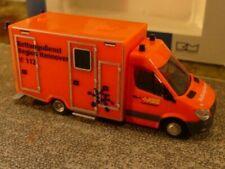 1/87 Rietze WAS RTW Facelift Rettungsdienst Hannover - ASB 61737