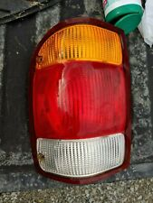 1998 1999 Ford Ranger Pickup Truck Drivers Tail Light Tail Lamp Brake Light