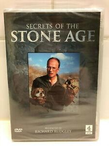 Channel 4 - Secrets Of The Stone Age (DVD, 2005) Presented by Richard Rudgley