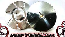 Beef Tubes BEEF PATTIES Scale Brake Rotors/Weights (HEX) - Aluminum (2) BT005HA