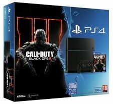 Sony PS4 Call of Duty: Black Ops 3 500GB Jet Black *PM BEFORE PURCHASE*