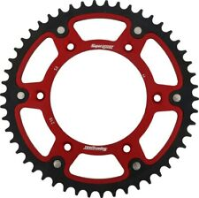Supersprox Stealth Rear Sprocket 50T Red Honda CR125R 1983-2007
