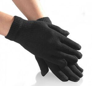 Damen Herren Handschuhe schwarz Gr. S/M  für Apple Iphone 12 Mini