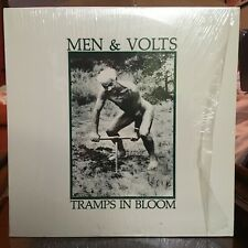 Men & Volts – Tramps In Bloom LP in shrink! Mission of Burma Pavement