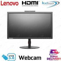Lenovo ThinkVision T2224z 21.5-inch WVA LED Backlit LCD HDMI Monitor Webcam