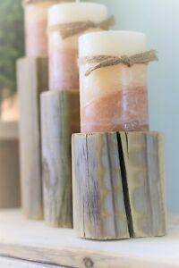 Natural Three Piece Pillar