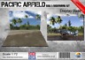 Coastal Kits 1:72 Scale Pacific Airfield Base & Background set