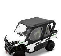New OEM Kawasaki TERYX4 (12-19) Soft Cab Enclosure Door Set - TX000-16